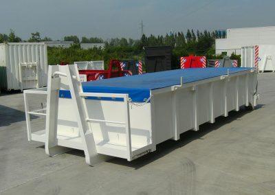 Bennes amovibles lerouge hydraulique