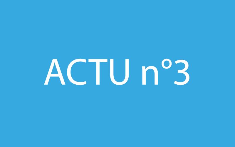 Actu n°3